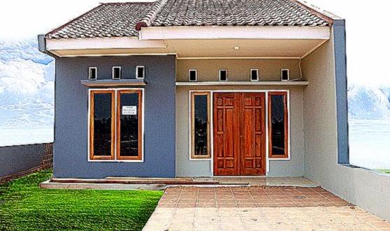 foto model rumah sederhana gallery taman minimalis