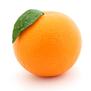 A beautiful orange