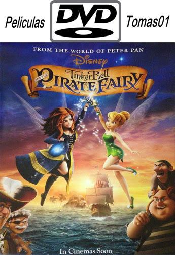 Tinker Bell 5 (Campanilla 5) (2014) DVDRip