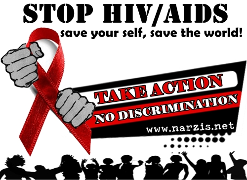 STOP HIV/AIDS