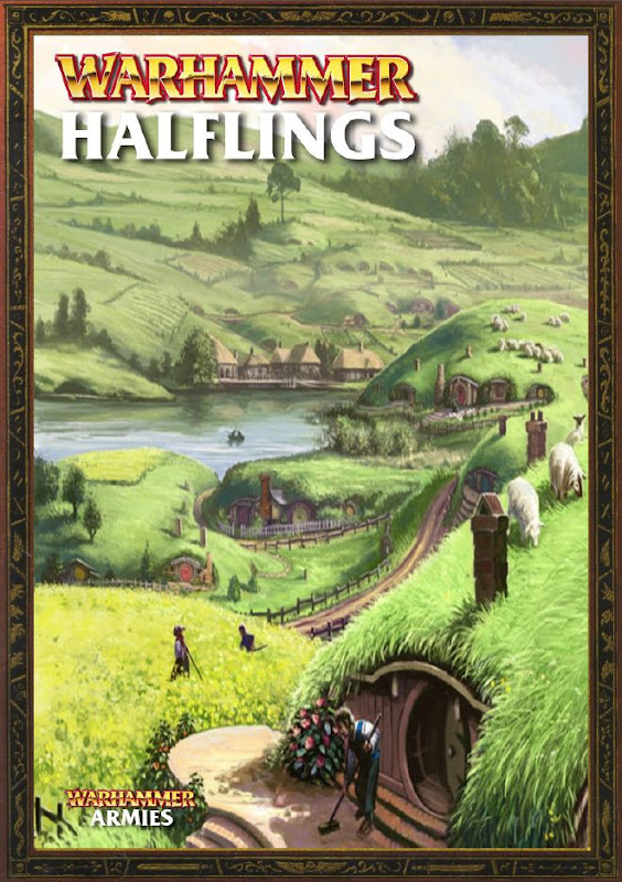 A new Warhammer Fantasy Army - Halflings PDF - Wargaming Forum and