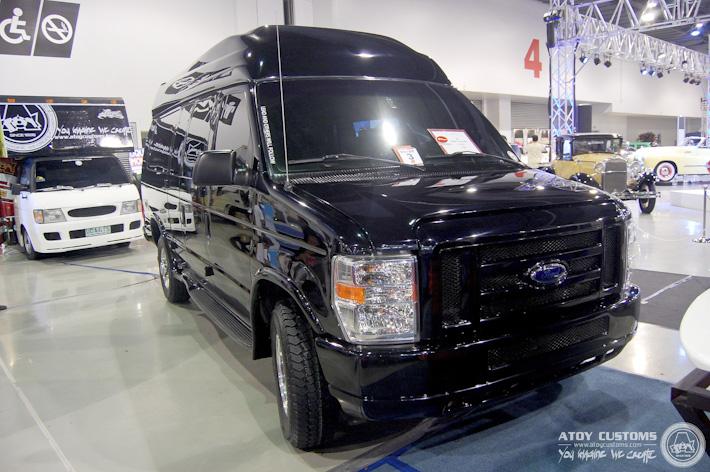 Jay Manalo Ford E150 Atoy Customs Custom Pinoy Rides pic18