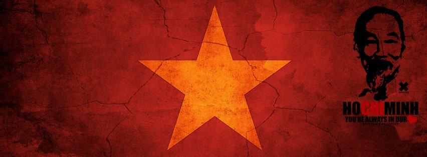 Ảnh bìa Tôi yêu Việt Nam - Cờ đỏ sao vàng