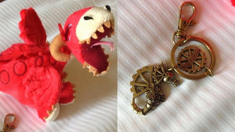 DragonCon toys