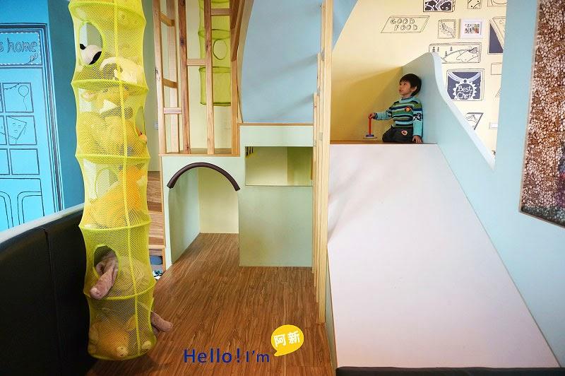 台南親子餐廳,迪利好好笑親子餐廳-4