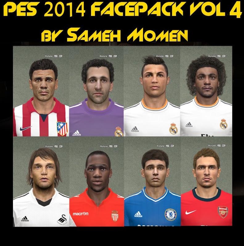 Facepack V4 by Sameh Momen