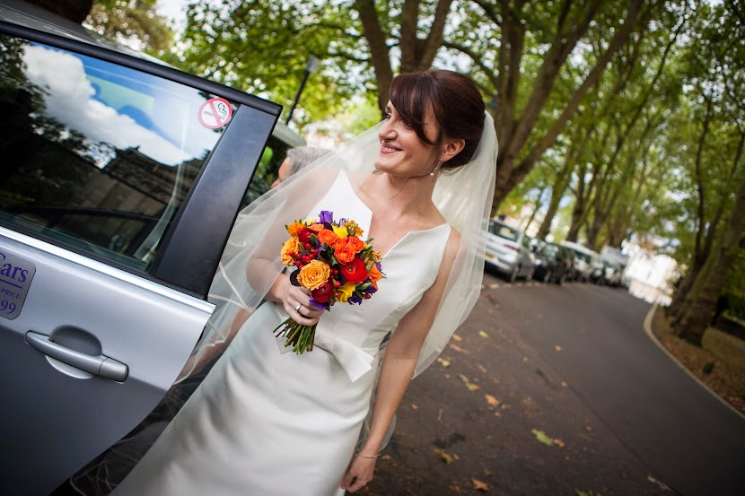 bride-getting-out-of-the-car