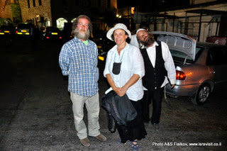 РаШБИ.  Цфат. Ночная экскурсия Цфат, Амука и могилы каббалистов. Гид в Израиле Светлана Фиалкова.