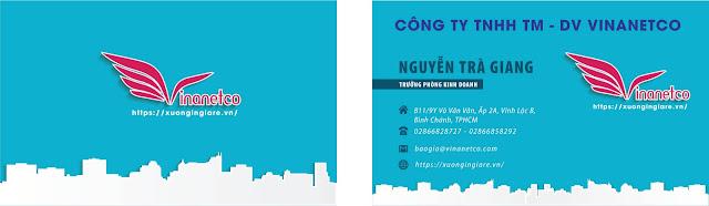 Sample Name Card - Code : namecard033