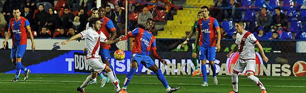 Levante UD vs Rayo Vallecano 2-1 Fotos Fútbol