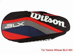 Túi đựng vợt Tennis Wisson BLX 001