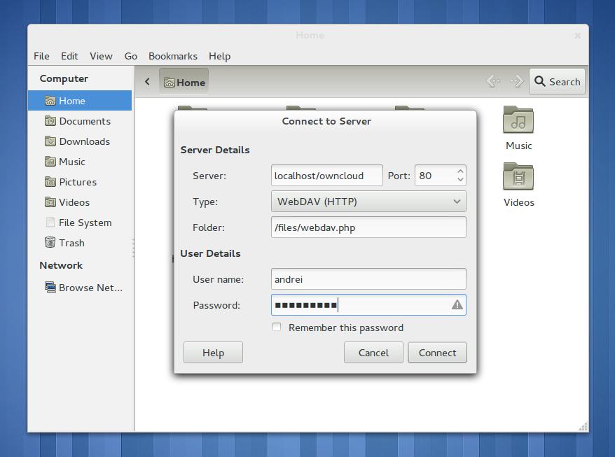 ownCloud: Your Personal Cloud Server ~ Web Upd8: Ubuntu / Linux