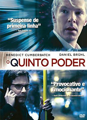 Filme Poster O Quinto Poder DVDRip XviD Dual Audio & RMVB Dublado