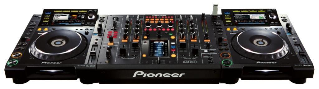Mixes deejay james el equipo deejay para la mezcla perfecta - Mesa dj pioneer ...
