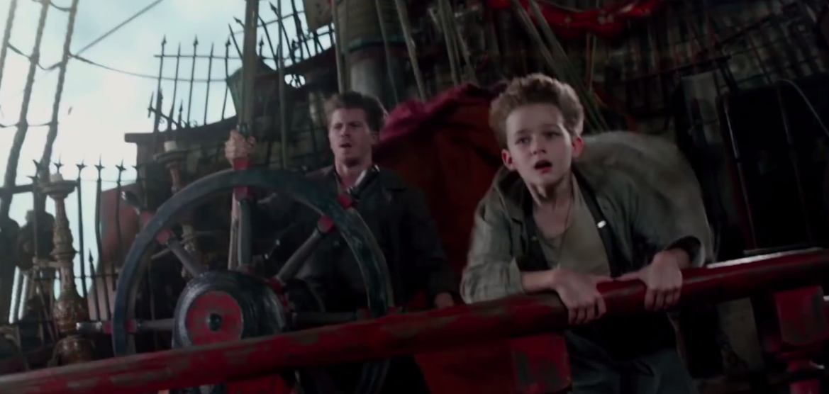 Pan 2015 film Released Date in Philippines