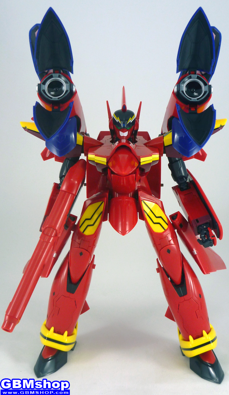 Macross 7 Yamato 1/60 VF-19 Kai Excalibur Custom with Sound Booster