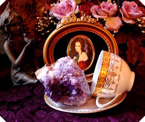 A Victorian Romance Tea Of Whispers