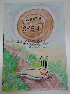I Want a Shell by Melody and Sabrina.