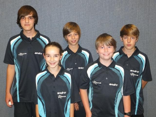 TTC Straubing: Jugend III - Saison 2011/12