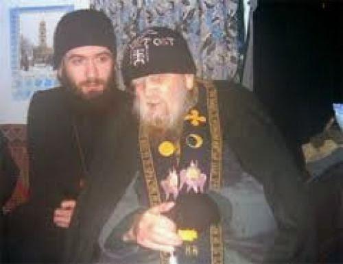 Elder Selafiil Of The Monastery Of Noul Neamt 2005