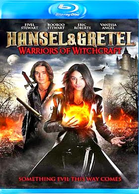 Filme Poster Hansel & Gretel: Warriors of Witchcraft BRRip XviD & RMVB Legendado