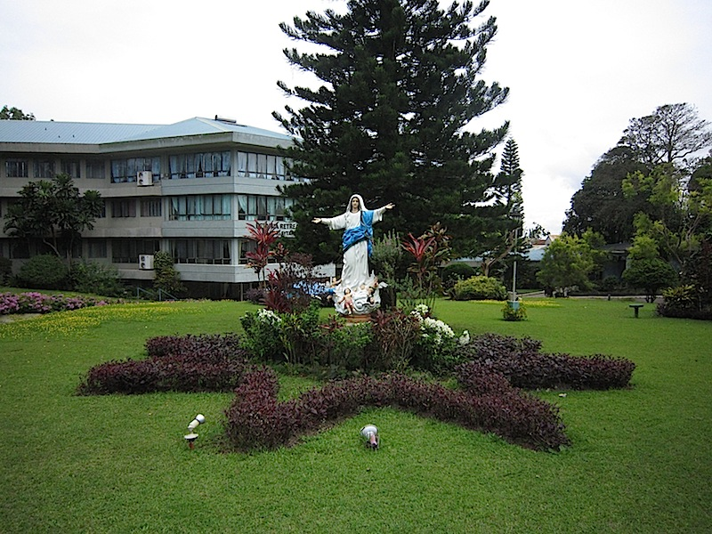 Betania Retreat House in Tagaytay City