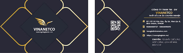 Template name card - Code : namecard082