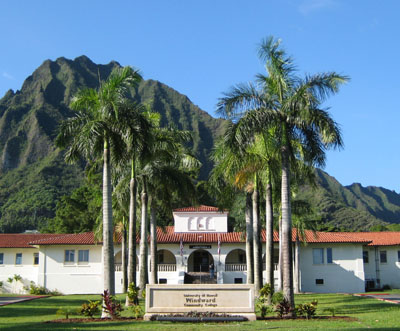 Windward Community College, 45-720 Keaahala Road, Kaneohe, HI 96744, United States