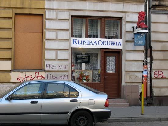 Łódź - małe zakłady usługowe