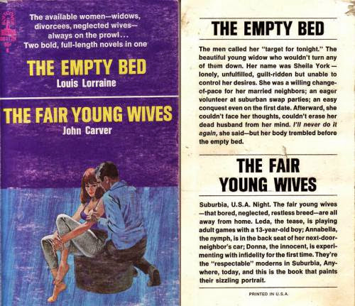 Vintage Reads 25 Even More Trashy Books