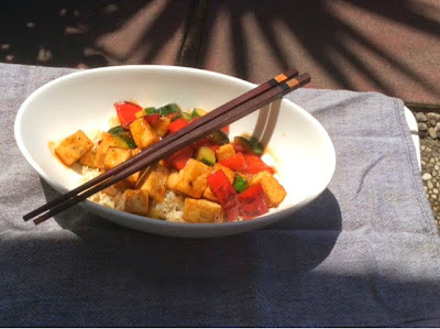 wok me up -- meal for one