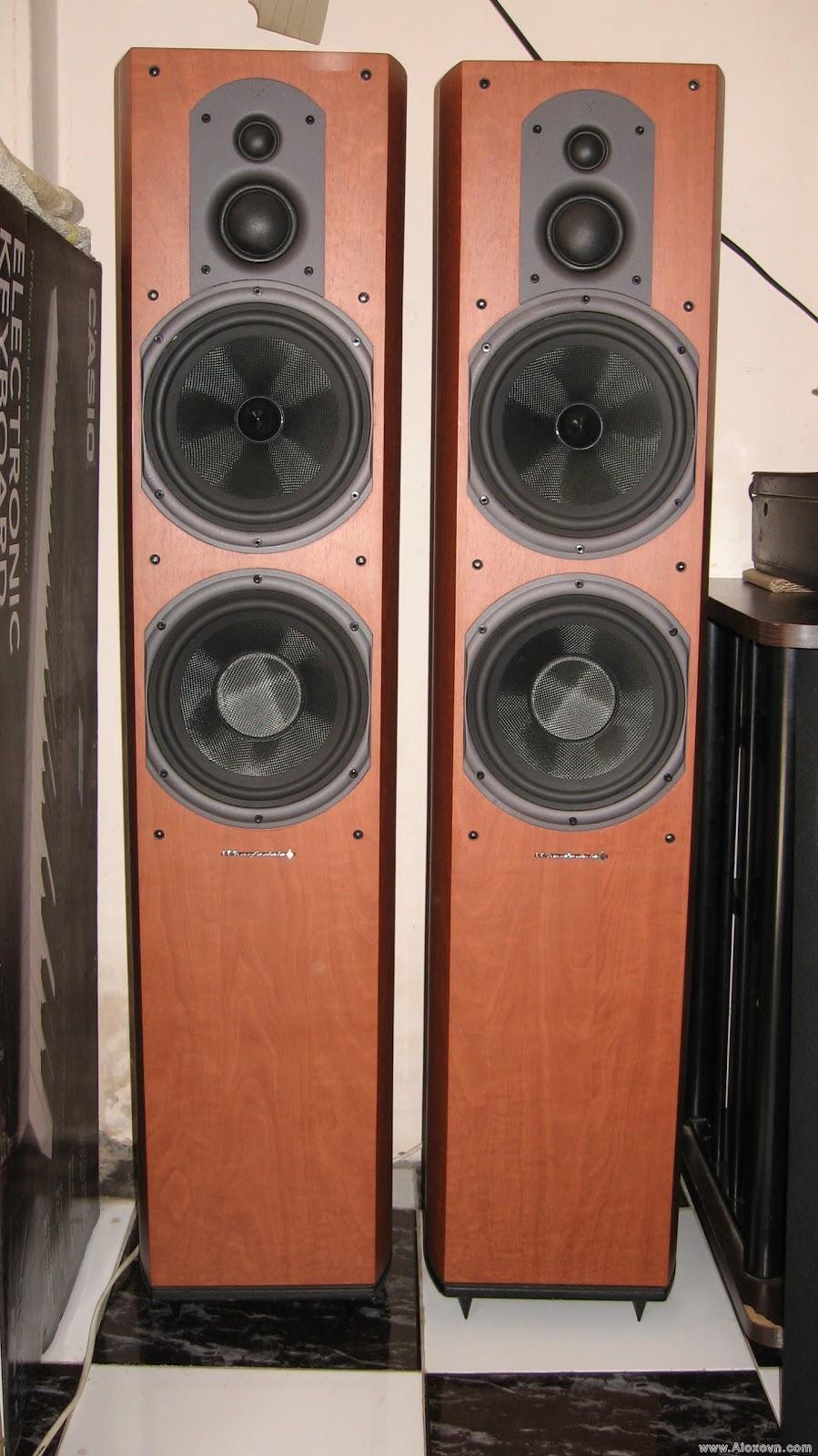 Bán Rẻ Cặp loa Anh Quốc Wharfedale diamon 9.6 âm thanh đỉnh