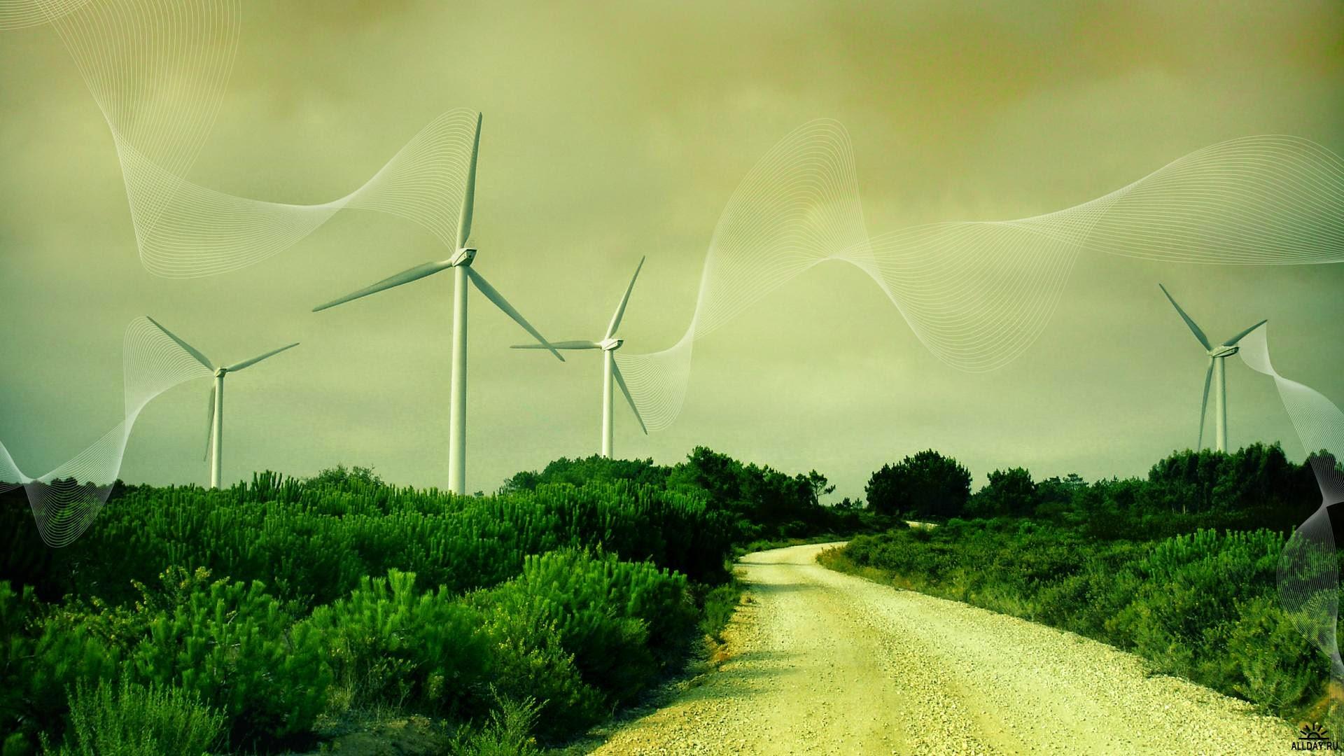 Green Energy Wallpaper Renewable energy specialist