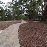 Path leading to toilet (225373)