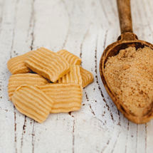 Brown Sugar Meringue Crisps
