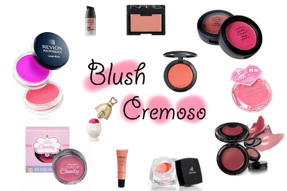 Blush cremoso