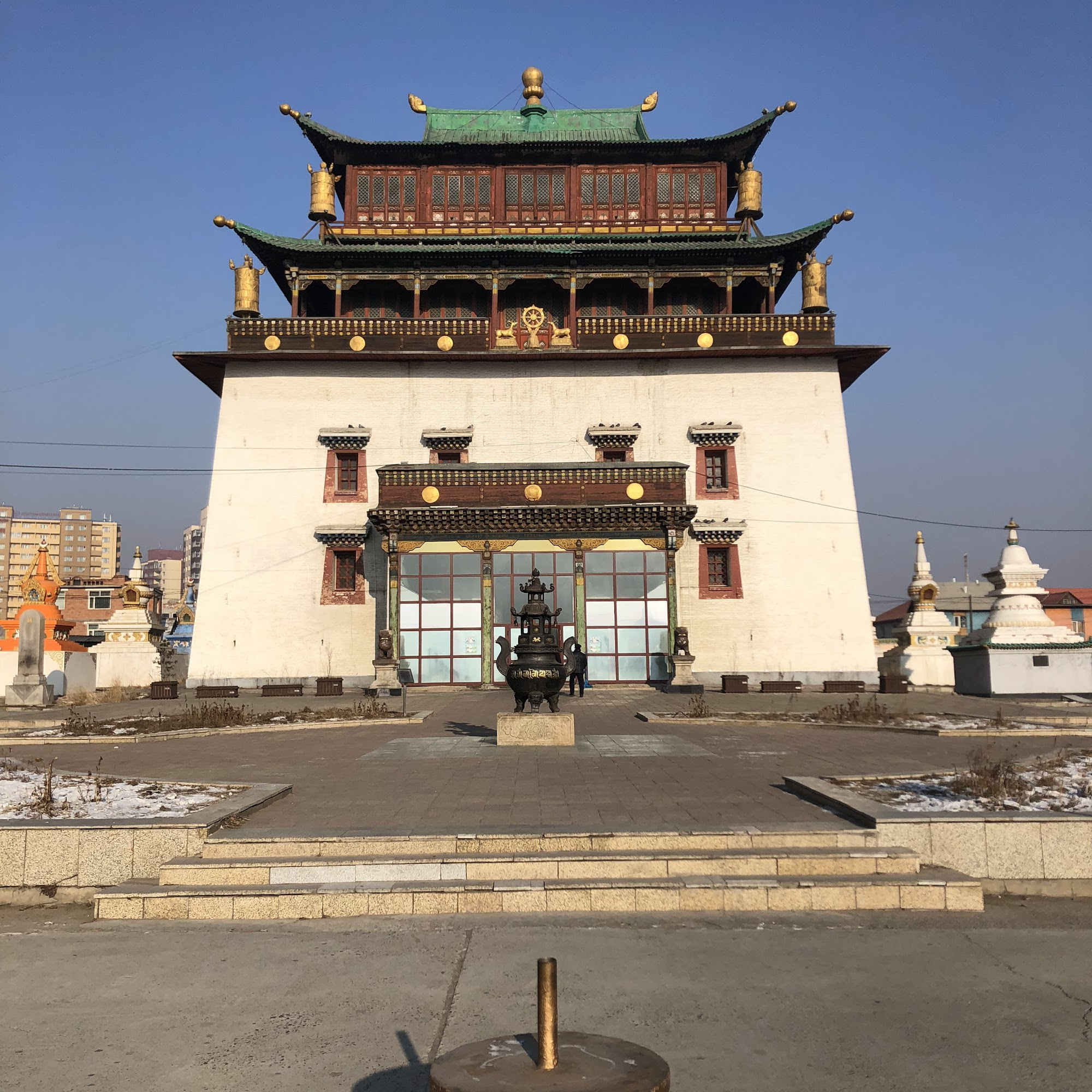 Reisinformatie Mongolië