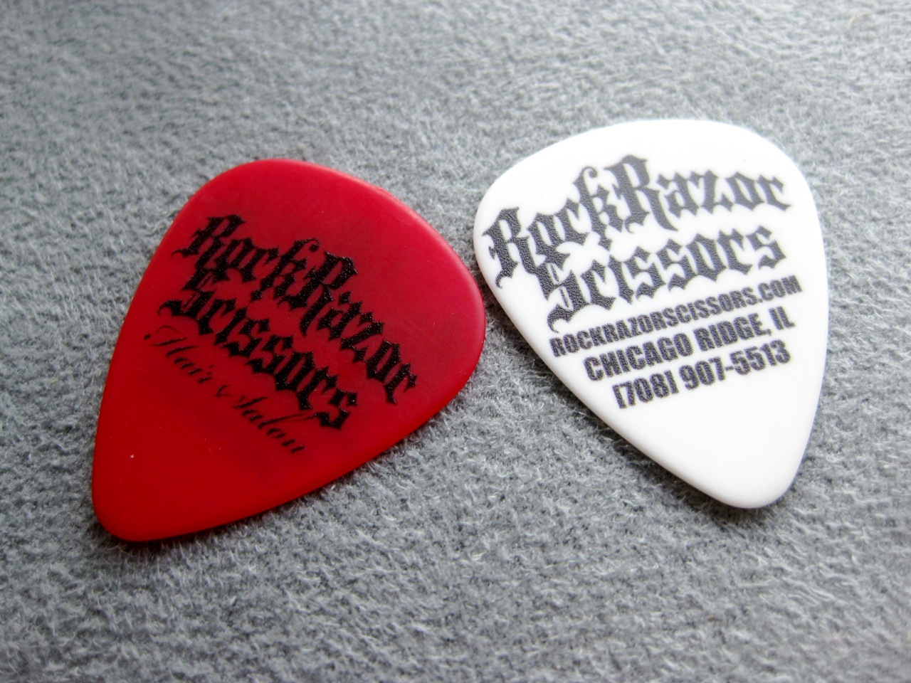 Betties N Brimstone: Rock Razor Scissors