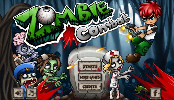 Pinaddon đưa Zombie Combat lên Google Play 2