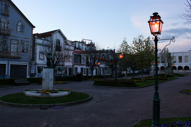Oliveira de Azemeis - Jardim Municipal