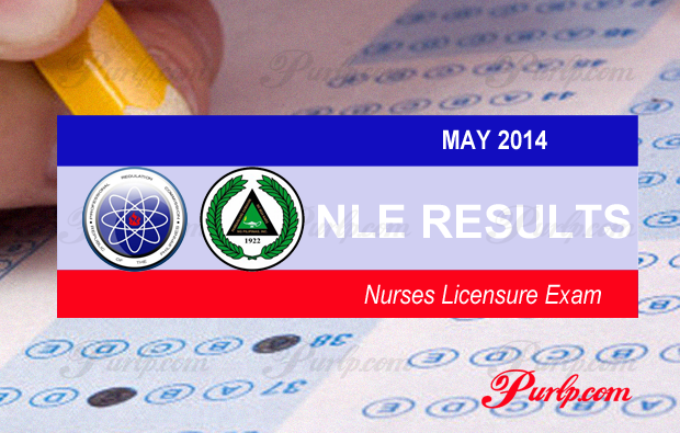 nle exam result may 2014 complete list