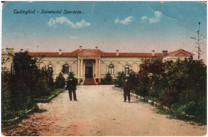 Speranta Sanatorium - Techirghiol