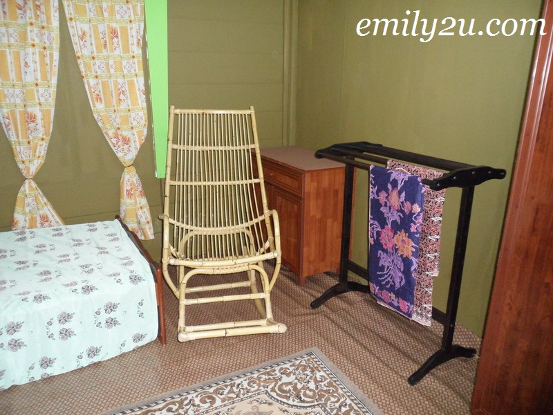 grandmother's bedroom