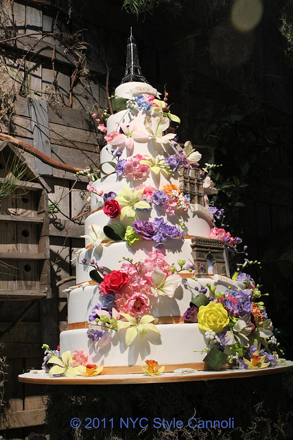 cake boss wedding cakes with flowers 2011 philadelphia flower show cake by the cake 12294