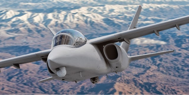 Textron Scorpion Attack Aircraft