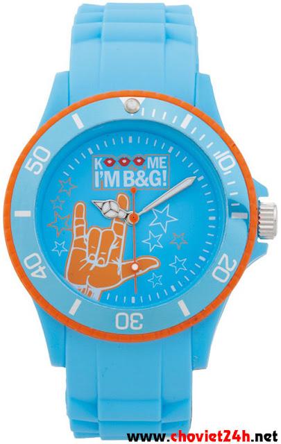 Đồng hồ Sophie Kiss Me Blue - JTX97