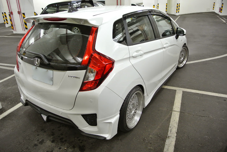 Fit GK5 from Taiwan - Unofficial Honda FIT Forums
