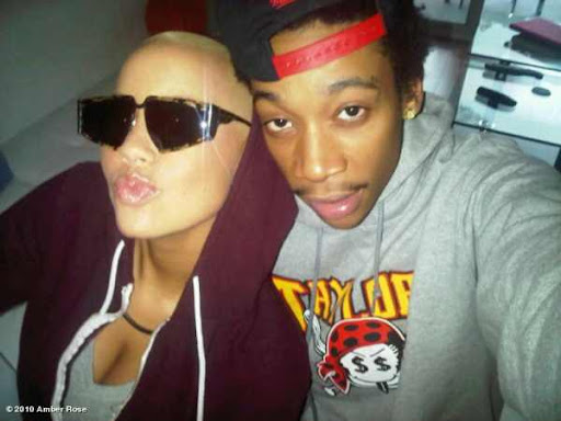 amber rose wiz khalifa dating. Amber Rose and Wiz Khalifa