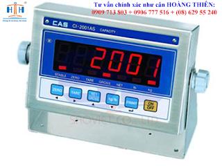đầu cân điện tử cas ci-601a 605a chất lượng tốt
