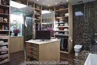 Thiết kế tủ quần áo - Phòng thay đồ